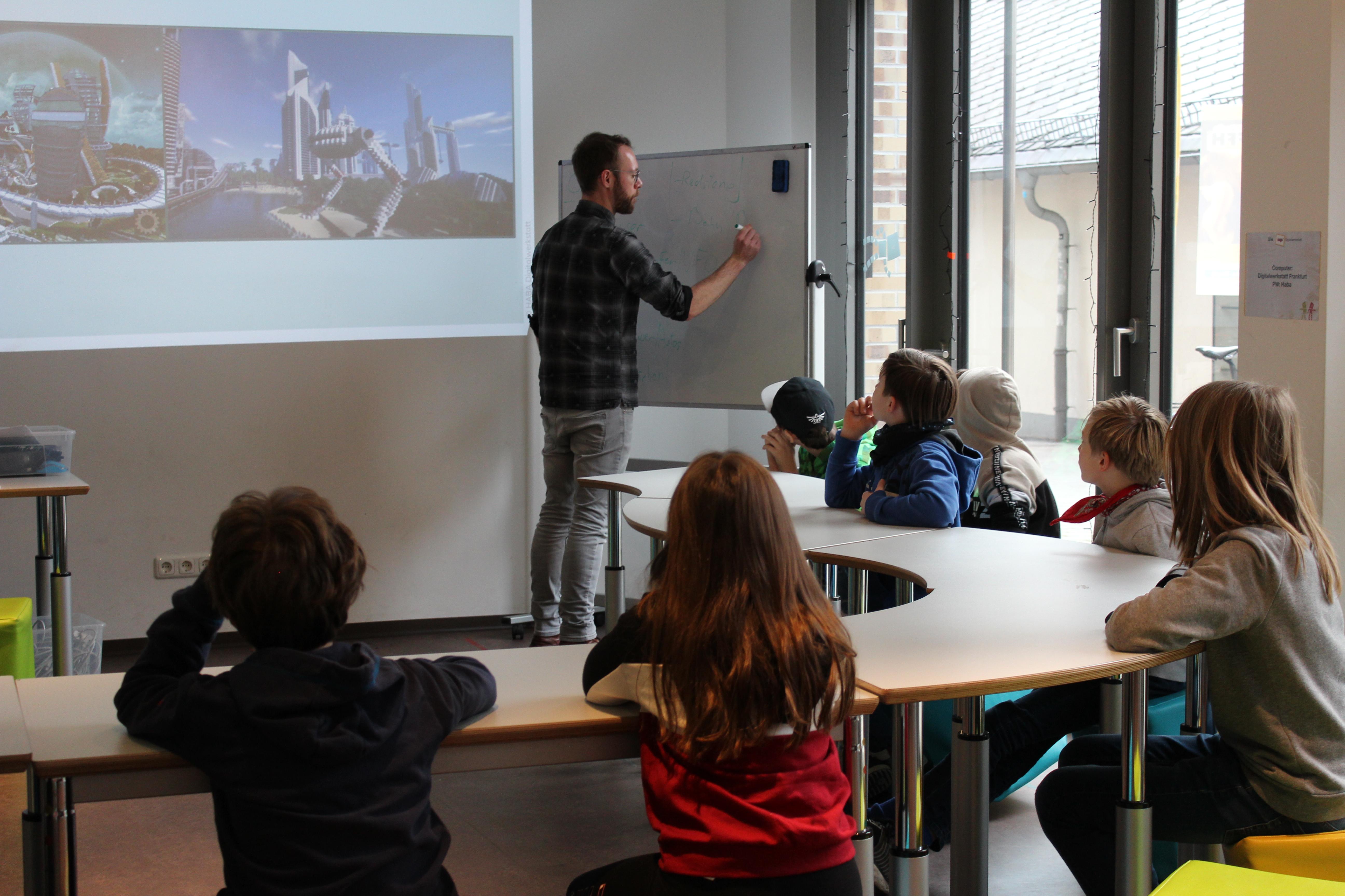 minecraft-workshop